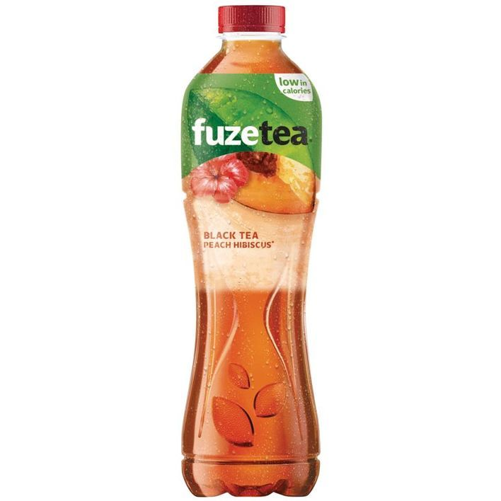 Fuze Tea Peach hibiscus