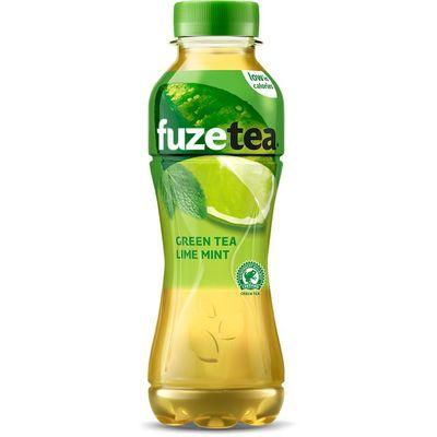 Fuze Tea Lime munt