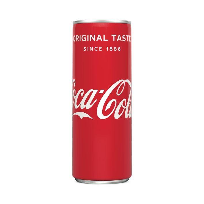 Coca-Cola Regular blik