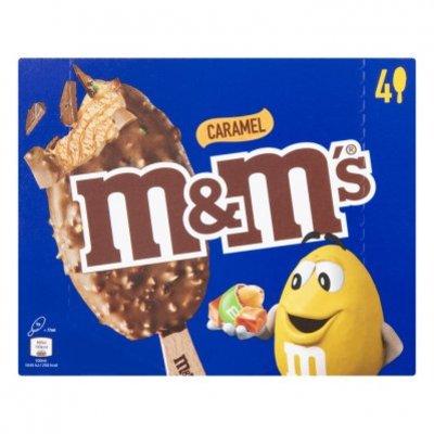 M&M's Caramel ijs