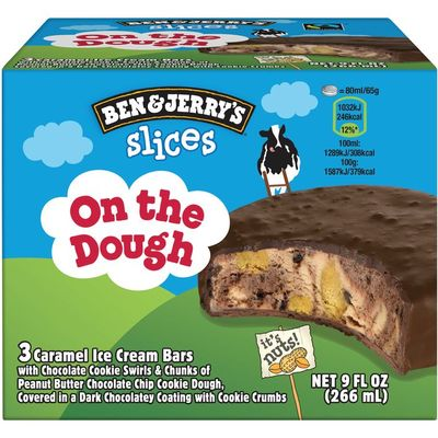 Ben & Jerry's On the dough