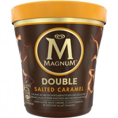 Magnum Double seasalt caramel