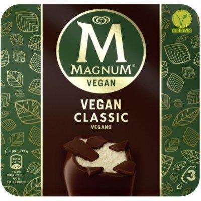 Magnum Vegan classic ijs