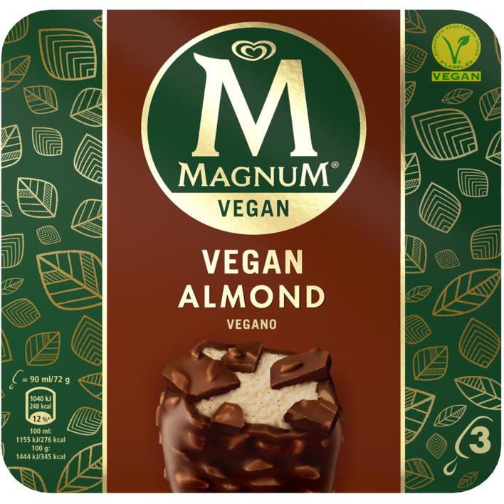 Magnum IJs vegan almond