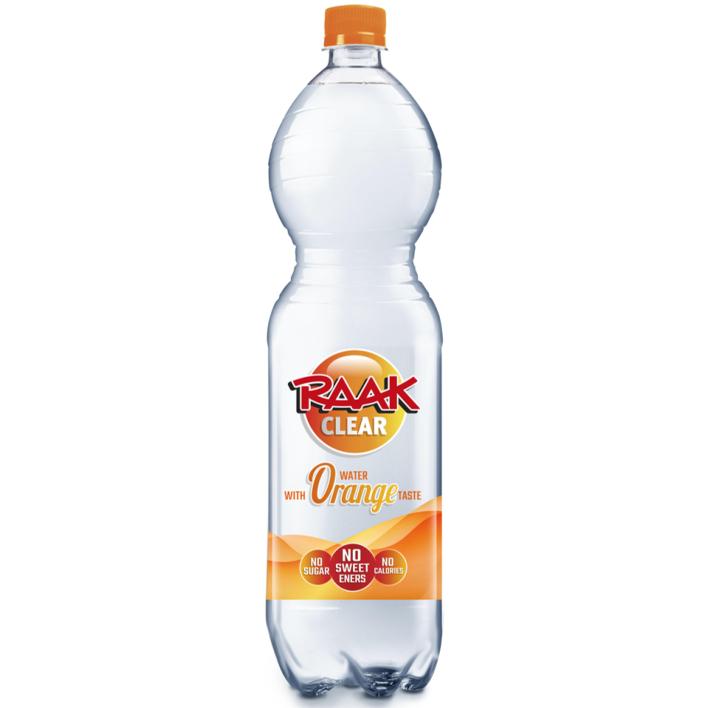 Raak Clear orange