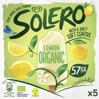 Ola Solero ijs bio lemon