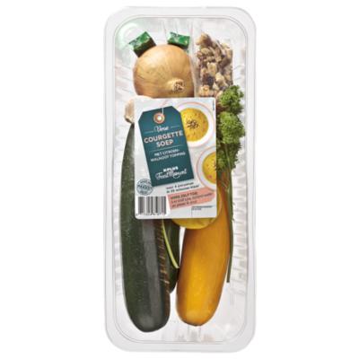Huismerk Verspakket voor courgettesoep