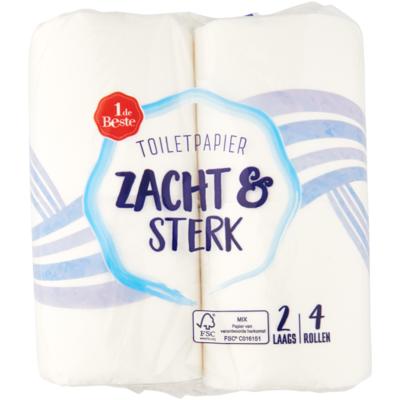 Huismerk Toiletpapier 2-laags