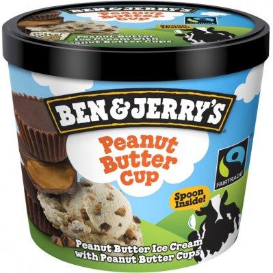 Ben & Jerry's IJs peanutbutter cup