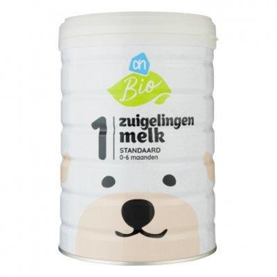 AH Biologisch Zuigelingenmelk standaard 1