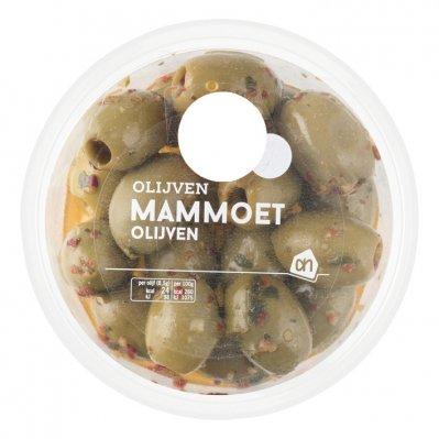 Huismerk Mammoet olijven