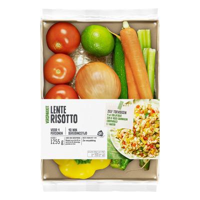 Huismerk Lente risotto verspakket