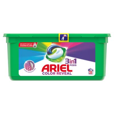 Ariel Pods Kleur & Stijl Wasmiddelcapsules 25x