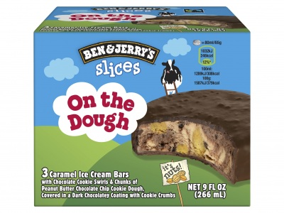 Ben & Jerry's Slices on the dough mp