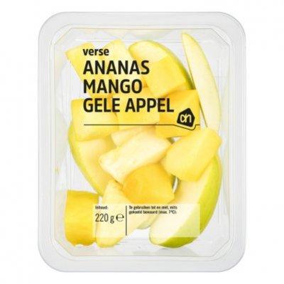 Huismerk Ananas mango gele appel