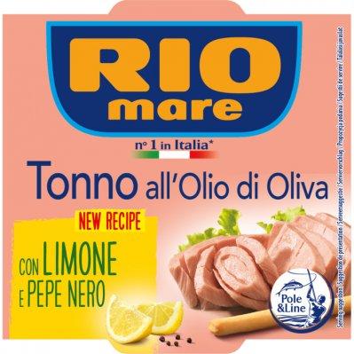 Rio Mare Tonijn lemon e pepper