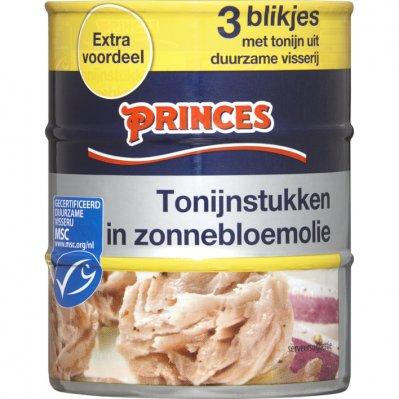 Princes Tonijn multipack MSC tonijn olie