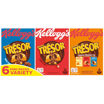 Kellogg's Tresor variety pack