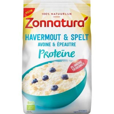 Zonnatura Havermout & spelt protene