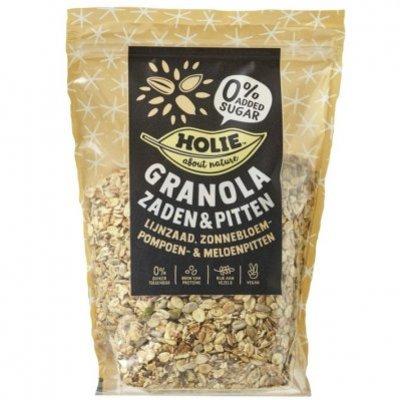 Holie Granola zaden/pitten