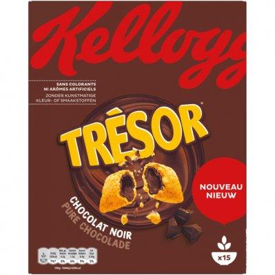 Kellogg's Tresor pure chocolade