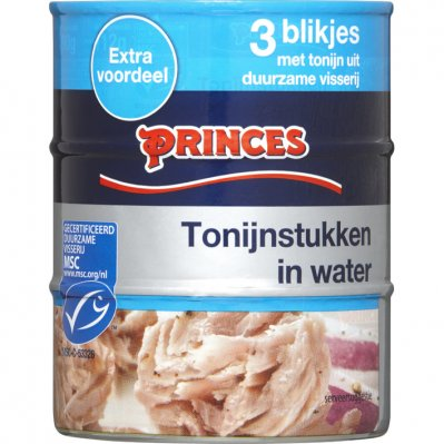 Princes Tonijn multipack MSC tonijn water