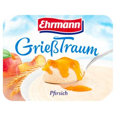 Ehrmann Grie?Traum Pfirsich 115 g