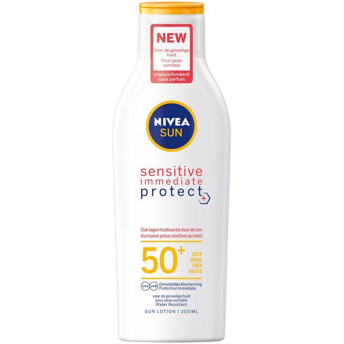 Nivea Sun lotion sun-allergy spf 50+