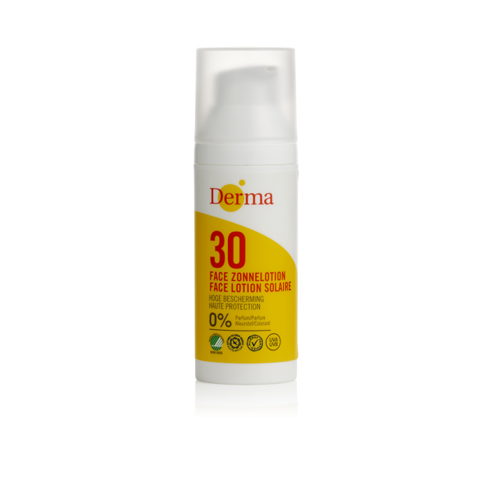 Derma Face sun lotion spf 30