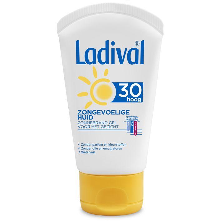 Ladival Zongevoelige huid spf 30 gel