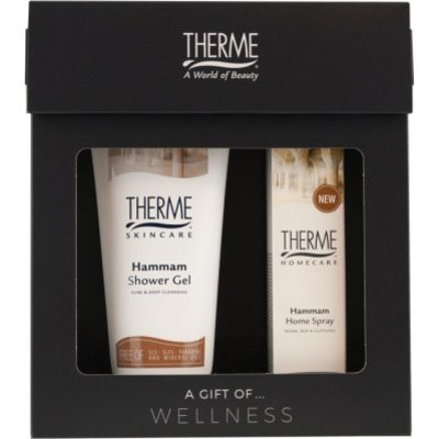 Therme Cadeauset showergel home fragrance