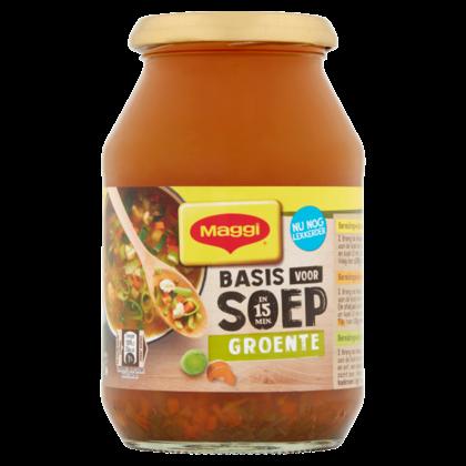 Maggi Basis voor soep groentesoep