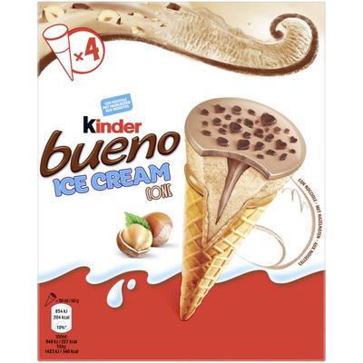 Kinder Bueno ijs hoorntje