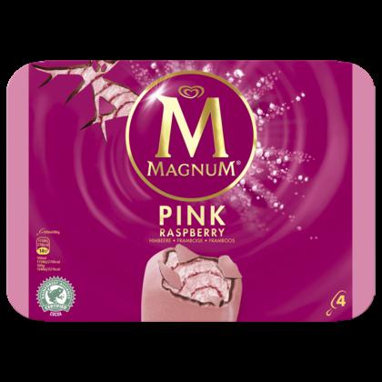 Ola Magnum Pink framboos