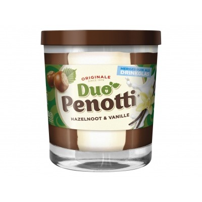 Penotti Hazelnoot vanille pasta