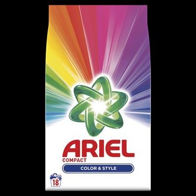 Ariel compact waspoeder color & style