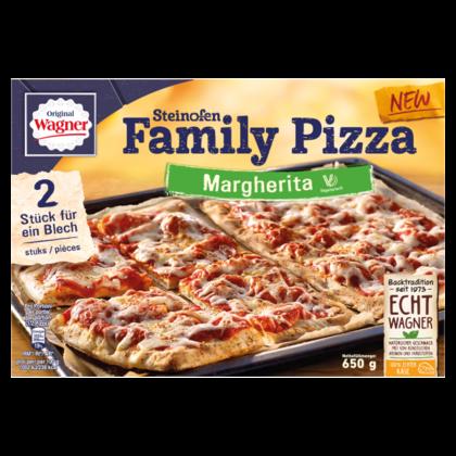 Wagner Family pizza Margherita