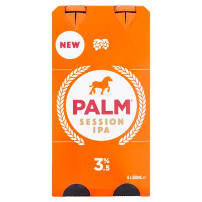 Palm Session IPA Flessen 4 x 330 ml