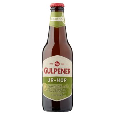 Gulpener Ur-Hop Biologisch India Pale Lager Fles 30 cl
