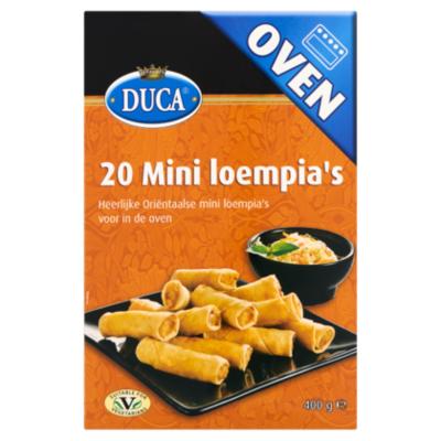 Duca Oven mini loempia met groente