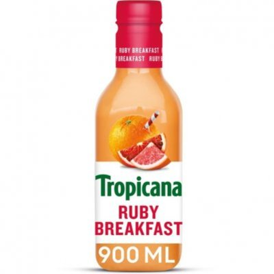 Tropicana Ruby breakfast sap