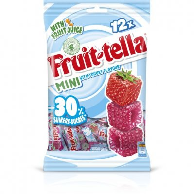 Fruittella Mini redfruit yoghurt