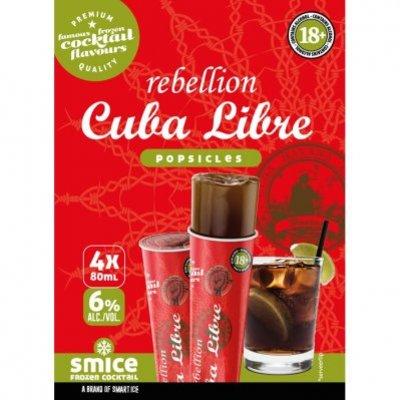 Smice Cocktailijs cuba libre