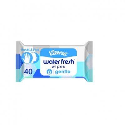 Kleenex Water fresh tissues gentle