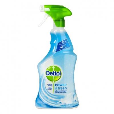 Dettol Power & Fresh allesreiniger spray