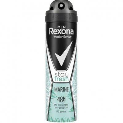 Rexona Stay fresh marine anti-transpirant spray