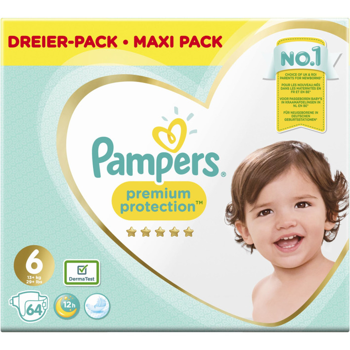 Pampers Premium Protection Megapak maat 6