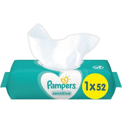 Pampers Babydoekjes sensitive