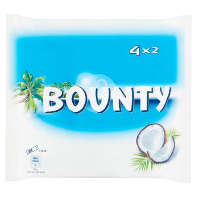 Bounty 4 x 2 x 28,5 g