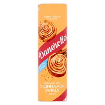 Danerolles Crispy Cinnamon Swirl